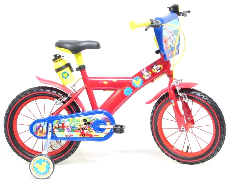 Bicicleta copii Denver Mickey Mouse 14