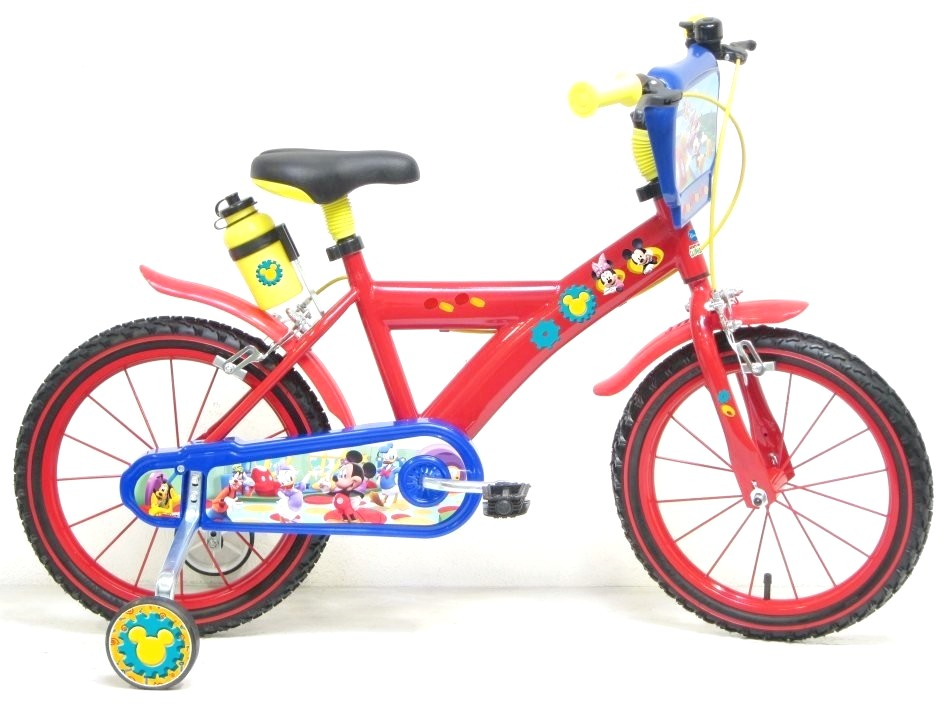 Bicicleta copii Denver Mickey Mouse 16