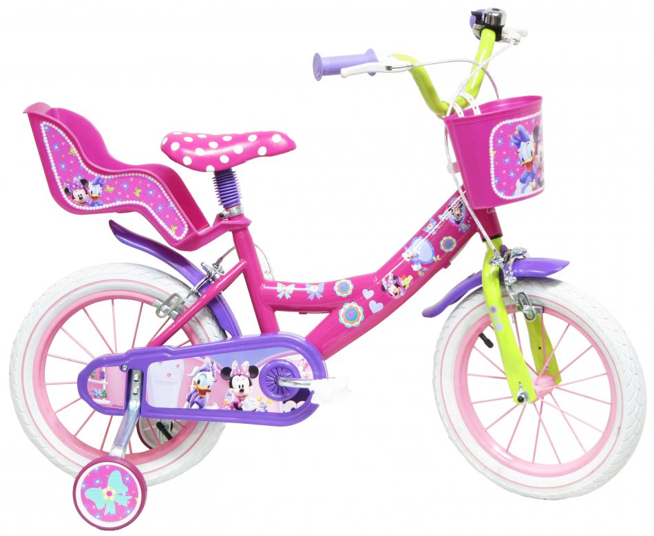 Bicicleta copii Denver Minnie Mouse 14