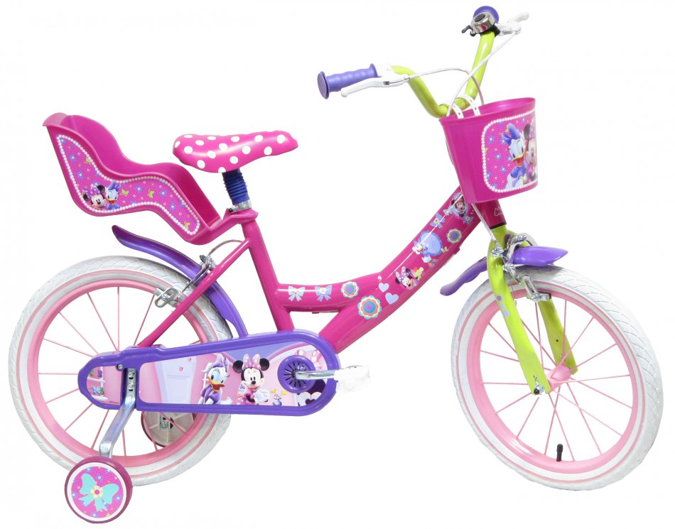 Bicicleta copii Denver Minnie Mouse 16