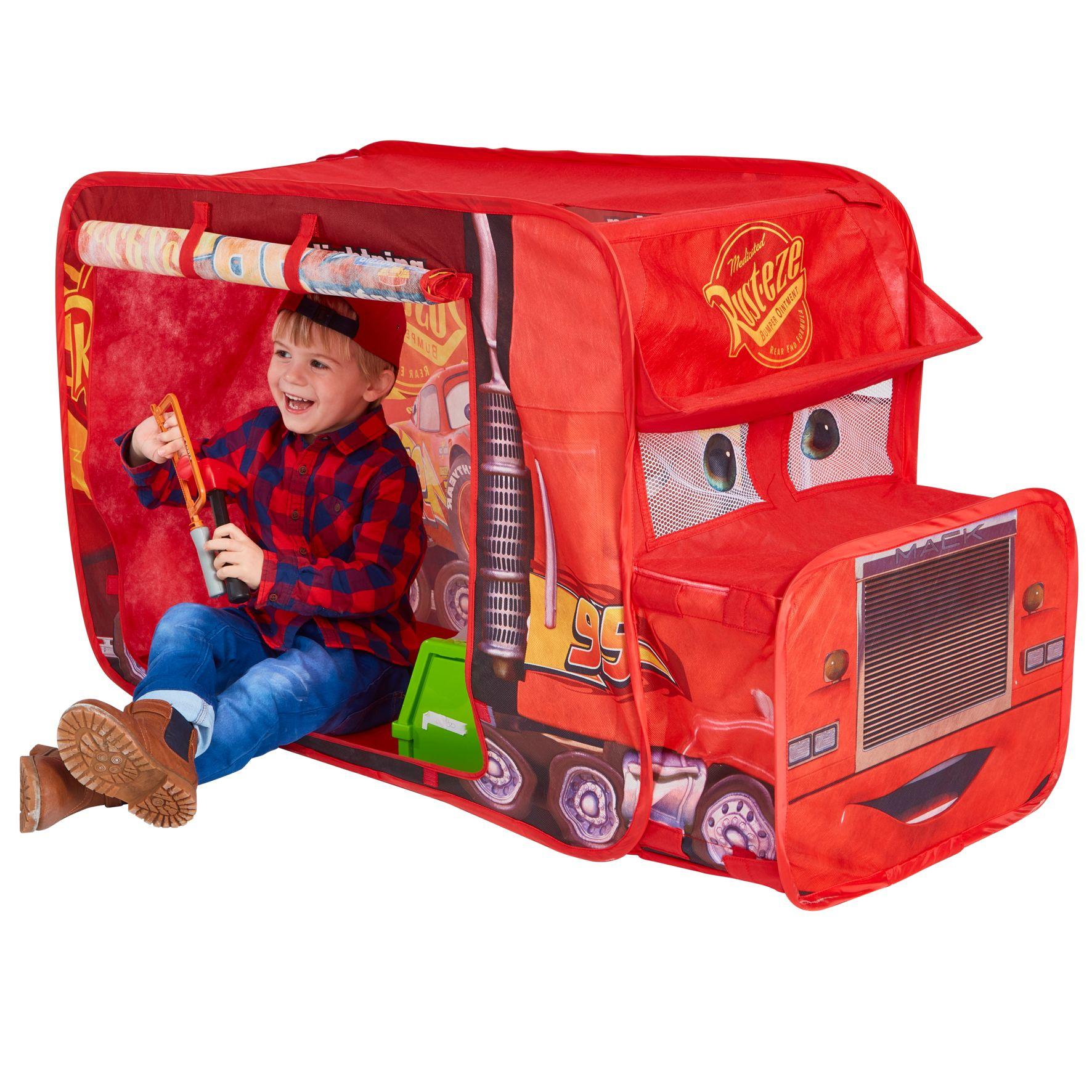 Cort pentru copii WorldsApart Mack Truck