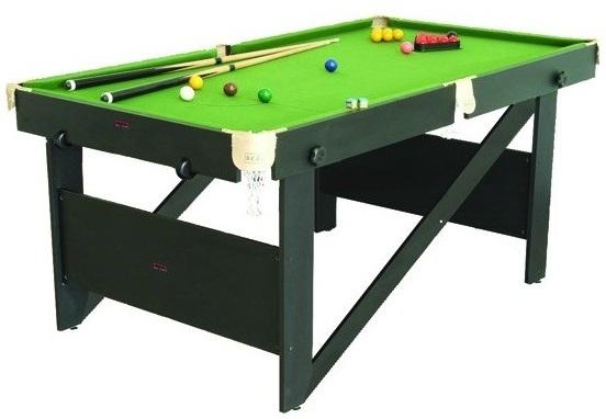 Masa de snooker pliabila BCE Rolling Lay RS-5AG