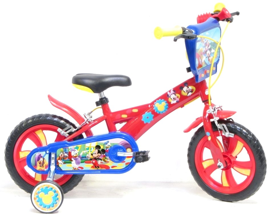 Bicicleta copii Denver Mickey Mouse 12