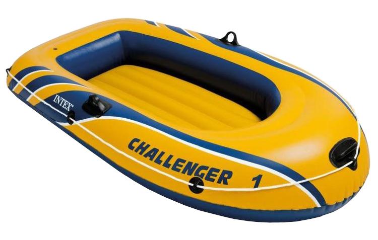 Barca goflabila Intex Challenger 1