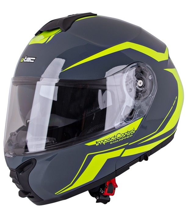 Casca moto Flip-Up W-Tec FS-907