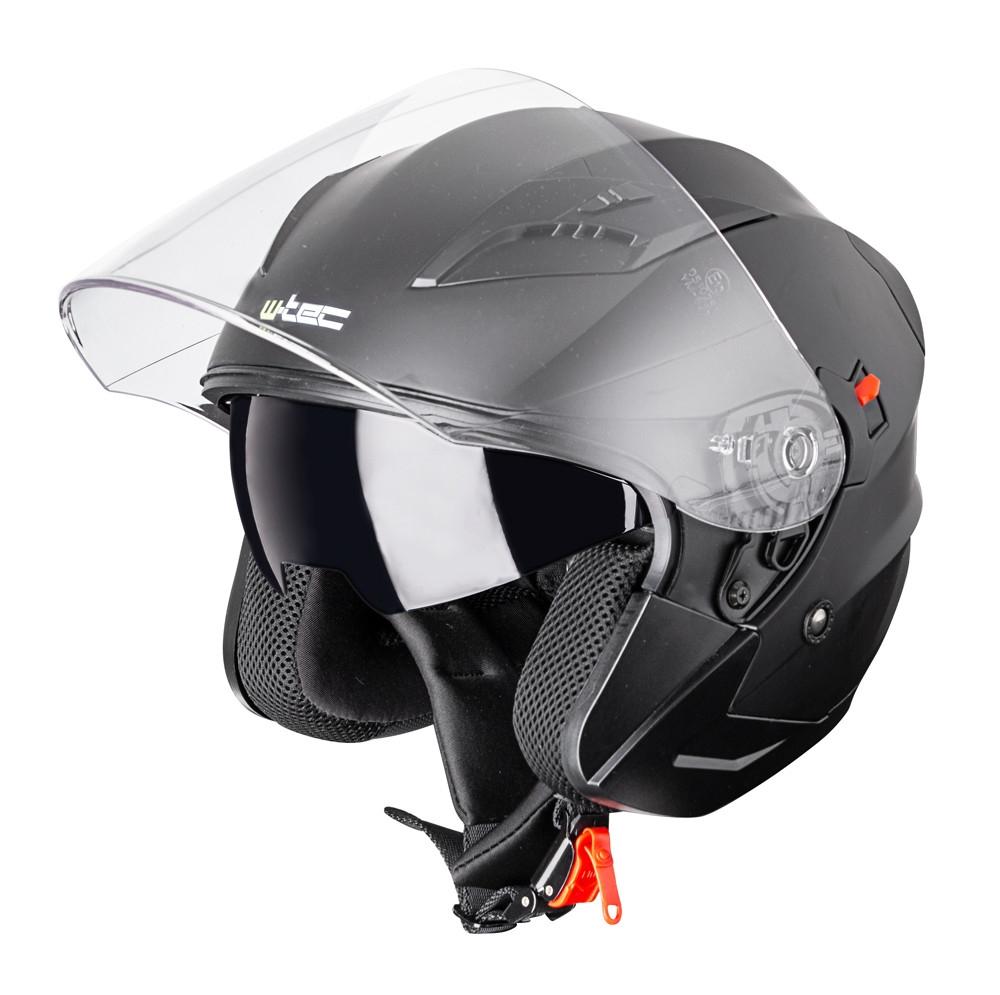 Casca moto open face W-Tec YM-627