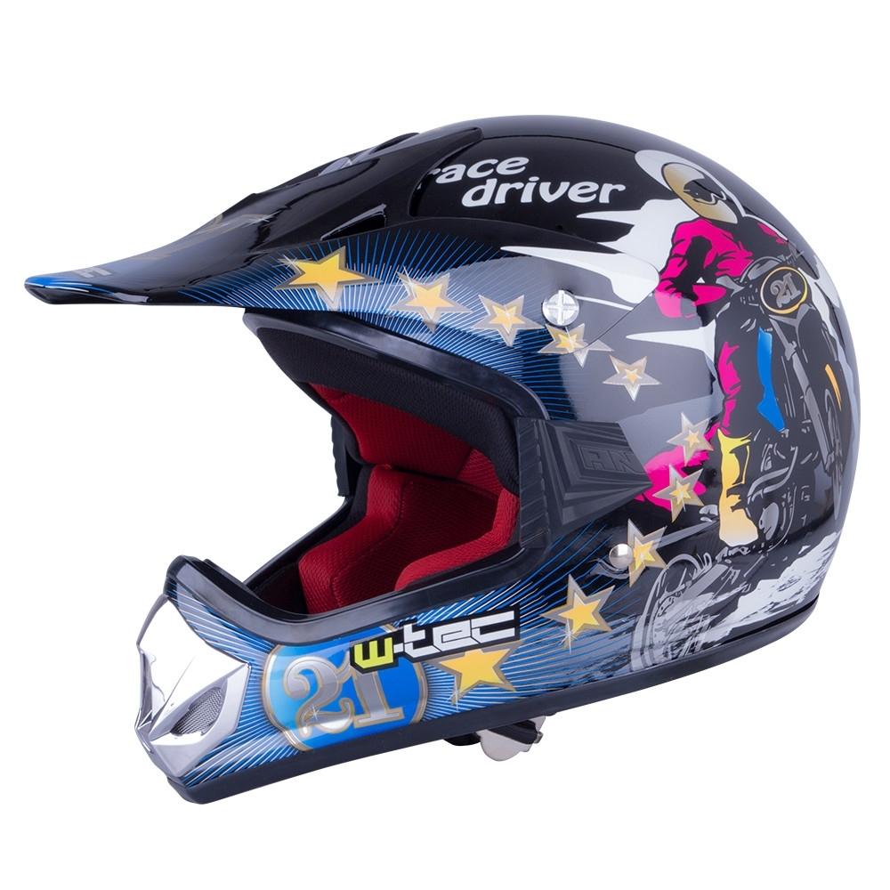Casca moto junior W-Tec V310