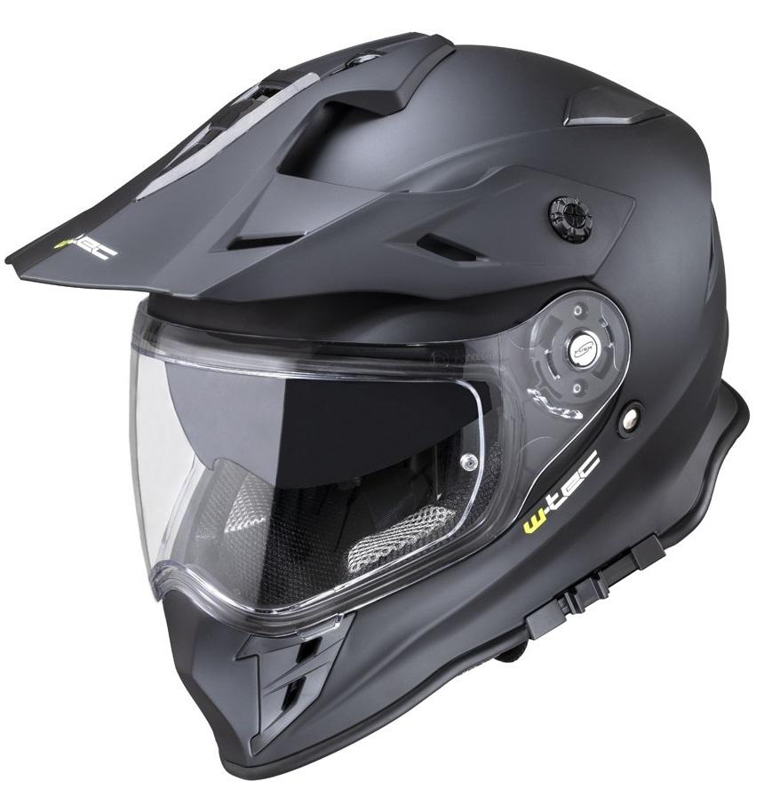 Casca moto W-Tec V331 PR