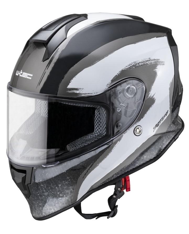 Casca moto W-Tec integra Graphic