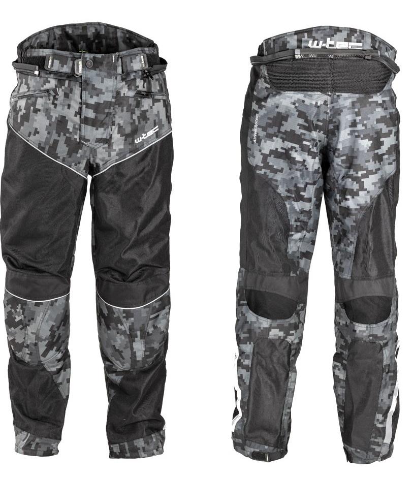 Pantaloni moto barbati W-Tec Jori