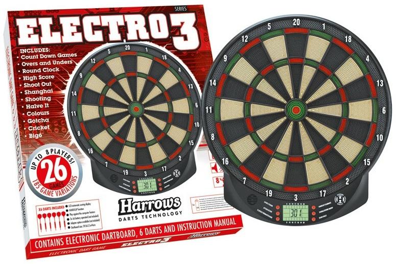 Darts electronic Harrows Electro 3