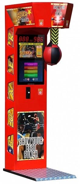 Aparat box Boxer Arcade