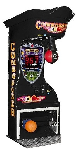 Aparat electronic Boxer Comboboxer