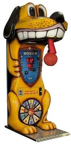 Aparat box Boxer Dog