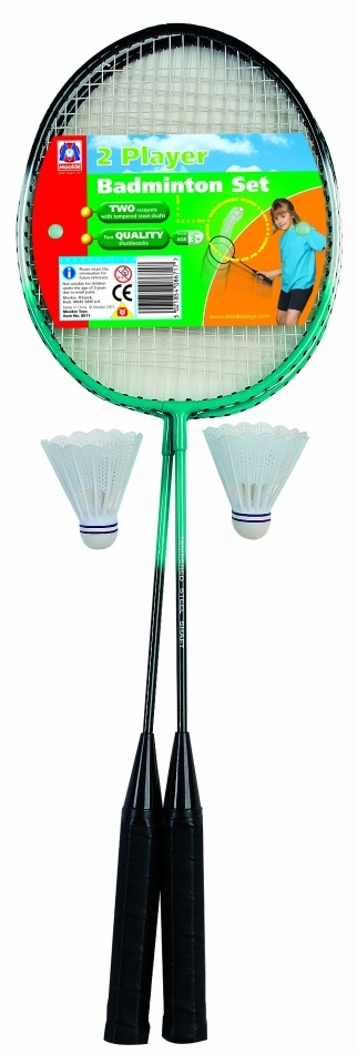 Set badminton Mookie