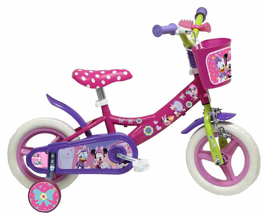 Bicicleta copii Denver Minnie Mouse 10