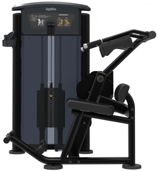 Aparat abdomen Impulse Fitness IT 9514