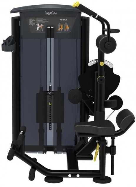Aparat abdominal Impulse Fitness IT 9534