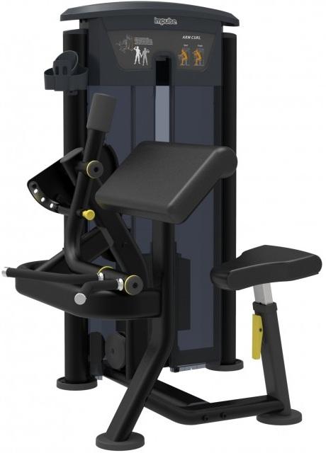 Aparat biceps Impulse Fitness IT 9503
