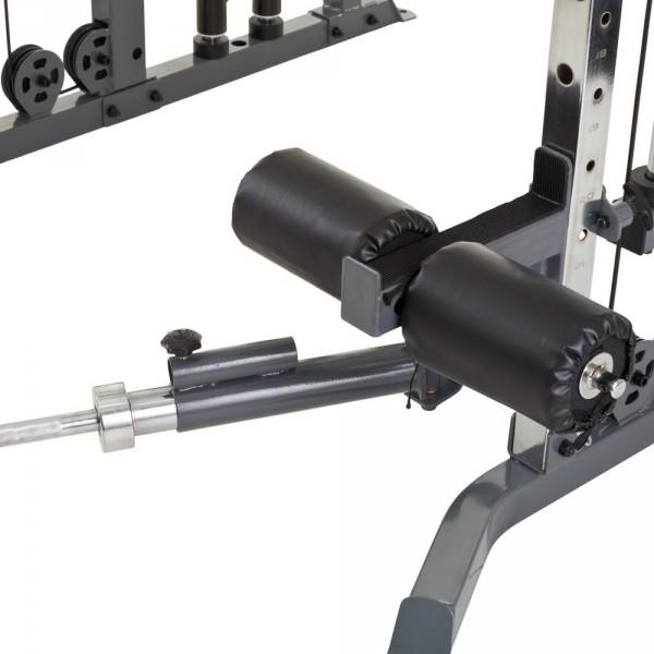 Aparat multifunctional inSPORTline Cable Column CC500 + Accesorii