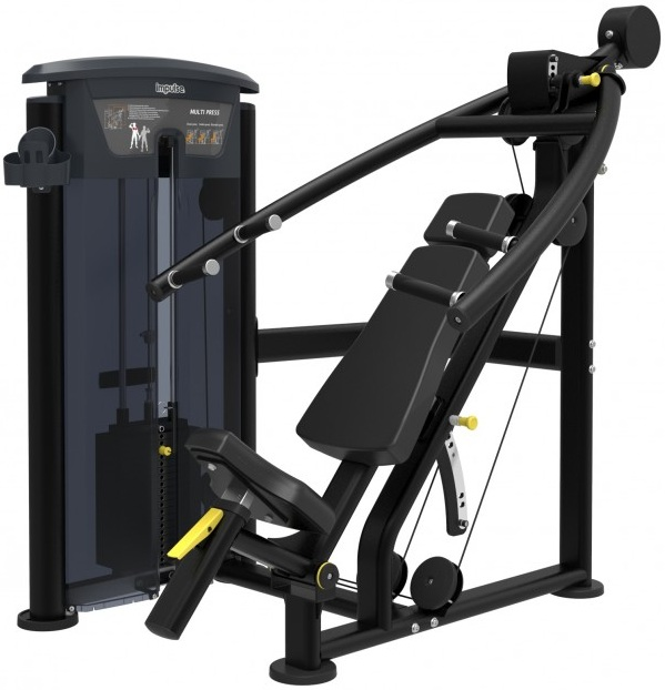Aparat piept/umeri Impulse Fitness IT 9529