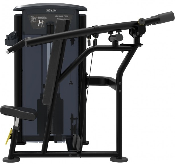 Aparat presa umeri Impulse Fitness IT 9512