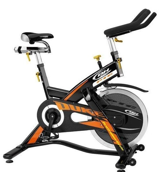 Bicicleta Indoor Cycling BH Fitness Duke