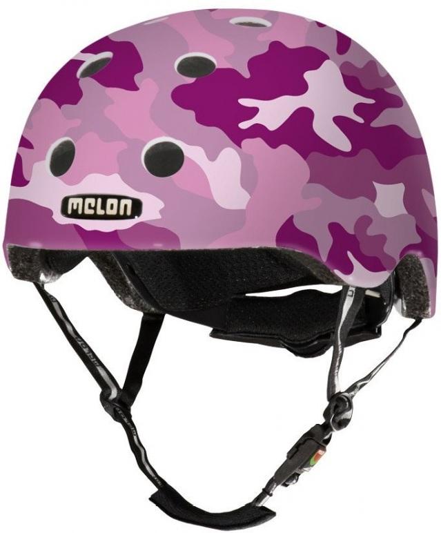 Casca Melon Camouflage Roz