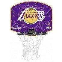 Minipanou baschet Spalding L.A. Lakers