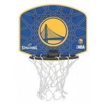 Minipanou baschet Spalding Golden State Warriors