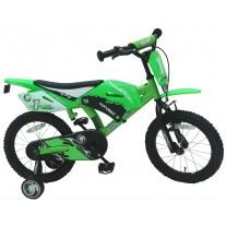 """Bicicleta copii Volare Motor Bike 16"""""""