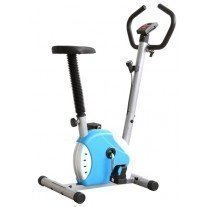 Bicicleta mecanica FitTronic 100B Blue