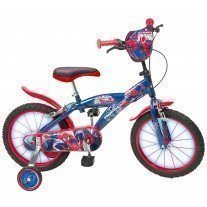 Bicicleta copii Toimsa Spiderman 16""
