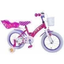 "Bicicleta copii Volare Minnie Mouse 14"""