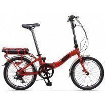 Bicicleta electrica pliabila Pegas Camping Dinamic