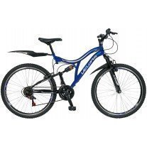 "Bicicleta MTB Velors V2459A 24"""