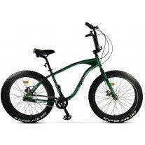 Bicicleta City Pegas Fat Bike Cutezator Evolution