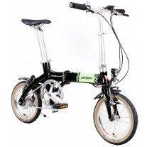 Bicicleta electrica pliabila Pegas Practic Dinamic