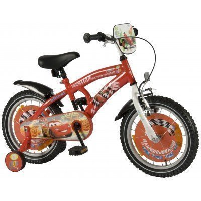 Bicicleta copii E&L Cycles Disney Cars 16''
