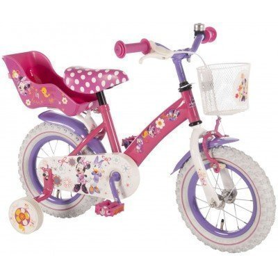 Bicicleta copii E&L Cycles Minnie Mouse 12""