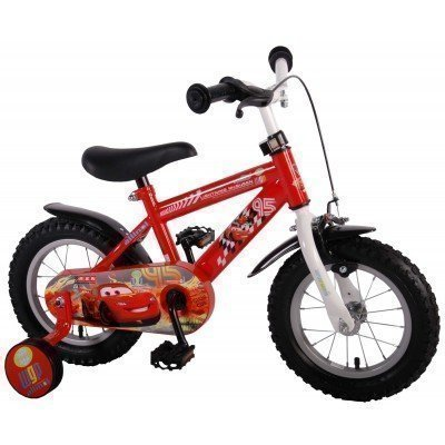 Bicicleta copii E&L Cycles Disney Cars 12''