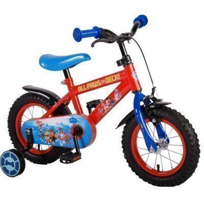 Bicicleta copii E&L Cycles Paw Patrol 12''