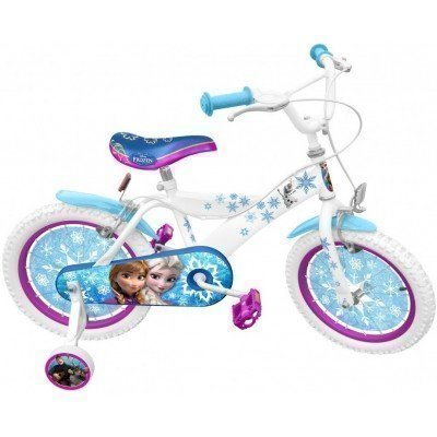 Bicicleta copii Stamp Frozen 16""