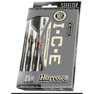 Sageti darts Harrows Black Ice 90% Tungsten