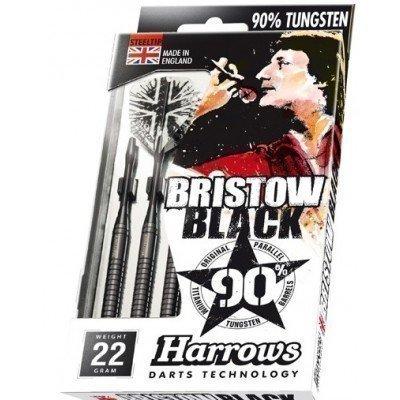 Sageti darts Harrows E. Bristow Black  90% Tungsten