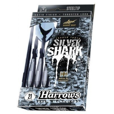 Sageti darts Harrows Silver Shark