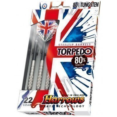 Sageti darts Harrows Torpedo 80% Tungsten