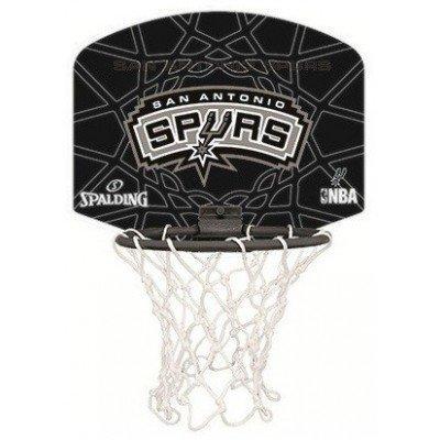 Minipanou baschet Spalding San Antonio Spurs