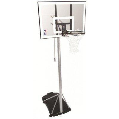 Sistem baschet portabil Spalding NBA Silver