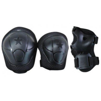 Set protectii Nextreme Kids Black